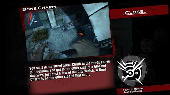 Dishonored Official Map App - screenshot thumbnail