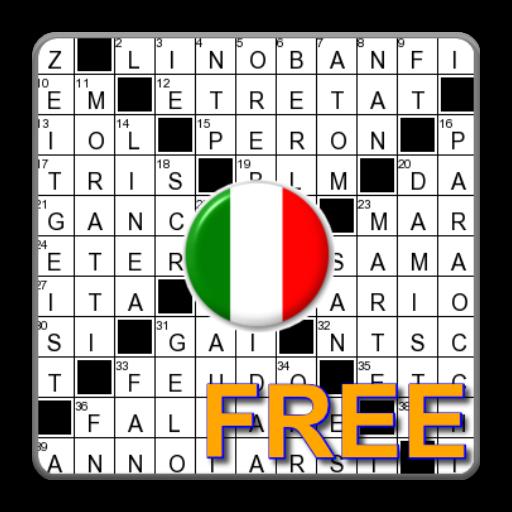 Cruciverba in Italiano gratis