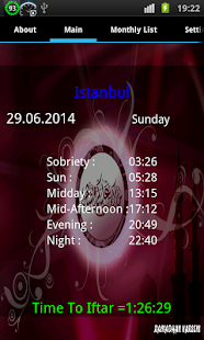 World Prayer Times- screenshot thumbnail