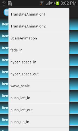 玩免費程式庫與試用程式APP|下載ListView Animation Demo app不用錢|硬是要APP