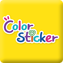 Color Sticker logo