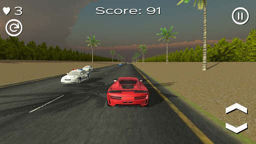 Paradise Traffic Racer