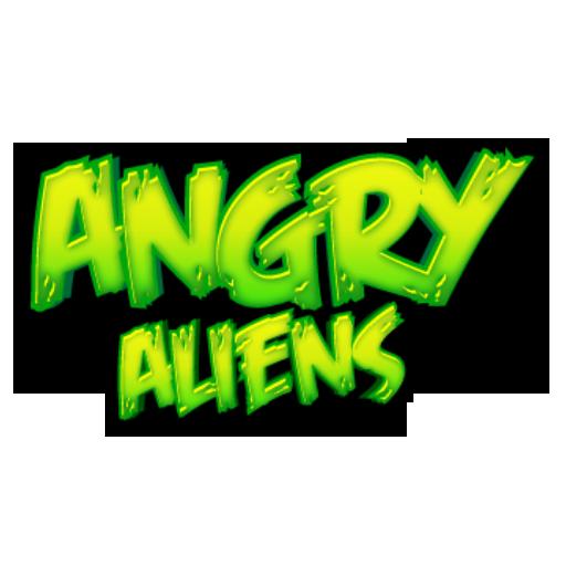 Angry Aliens LOGO-APP點子