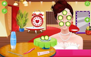 Screenshot of Make Up Salon!
