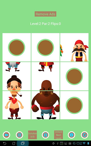 Cartoon Logic Puzzle Game