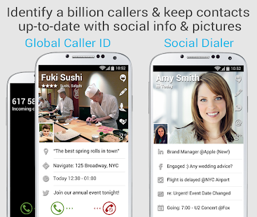 CallApp - Caller ID & Block - screenshot thumbnail