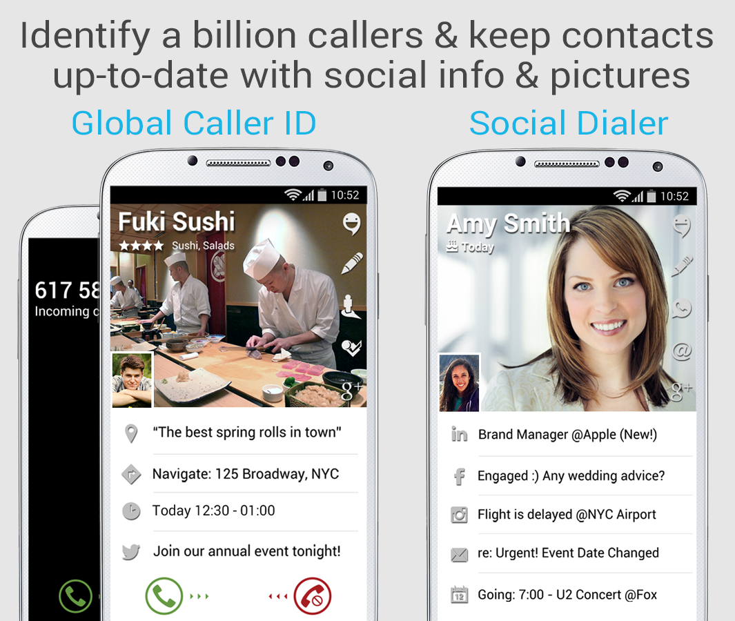CallApp - Caller ID & Block - screenshot