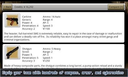 Cyber Knights RPG Screenshot 7