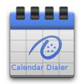 Calendar Dialer for Android icon