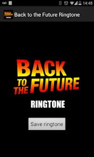 Back to the Future Ringtone