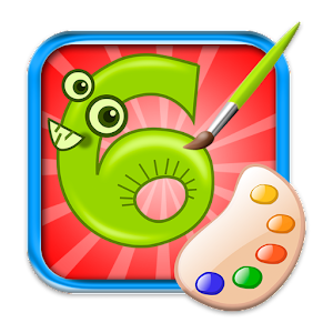Colorful Letters and Numbers! for PC and MAC