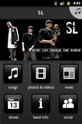 SL - screenshot