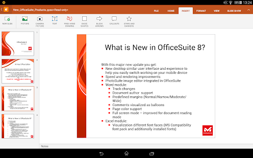 OfficeSuite + PDF Editor Screenshot 38