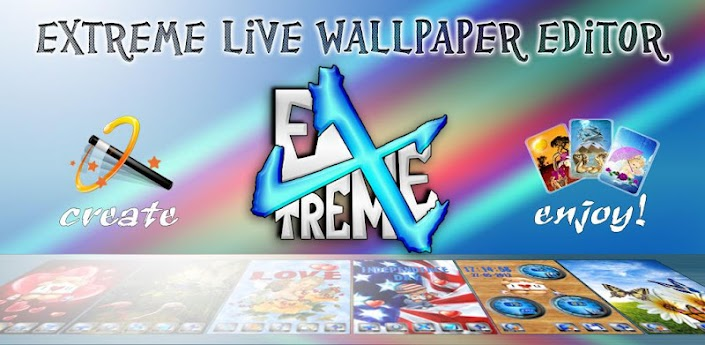 Extreme Live Wallpaper FULL apk