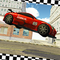 Axel Stunt Driver City Streets icon