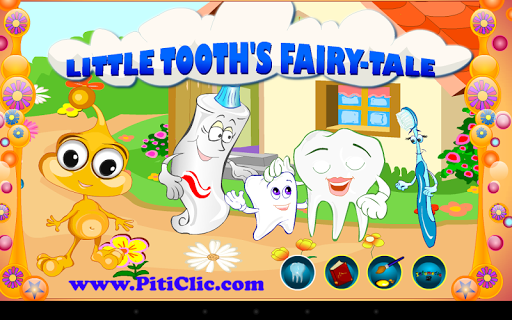 Little Tooth's Fairy Tale