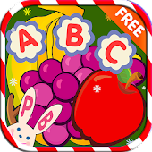 ABC Fruit Veg Flashcard Write