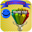 Thank you Greetings & Quotes icon