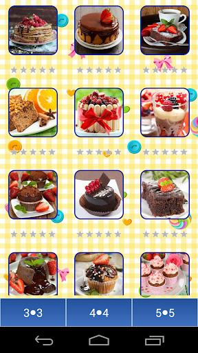 Cake Sweet Puzzle