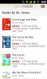 Goodreads Screenshot 4