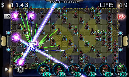 Galaxy Wars Tower Defense v1.8.2