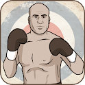 Bullseye Boxing: Strategy Game icon