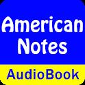 American Notes (Audio Book) logo