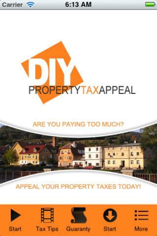 DIY Property Tax Appeal