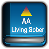 AA Living Sober - Audio Book