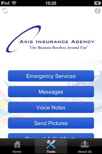 Axis Insurance Agency