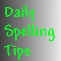 Daily Spelling Tips logo