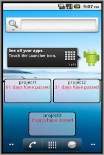Passed Days- screenshot thumbnail