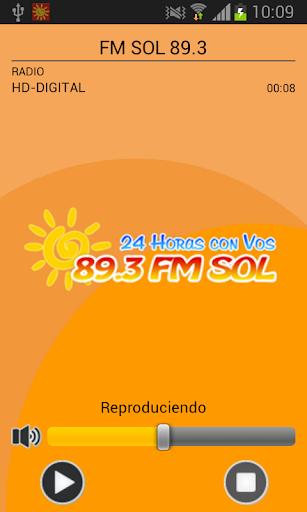 FM SOL 89.3 Mhz
