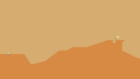 Desert Golfing- screenshot thumbnail