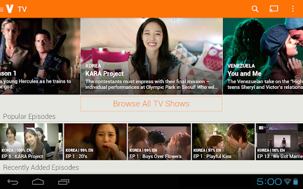Viki: Free TV Drama & Movies Screenshot 21