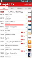 Screenshot of Program TV - Kropka TV