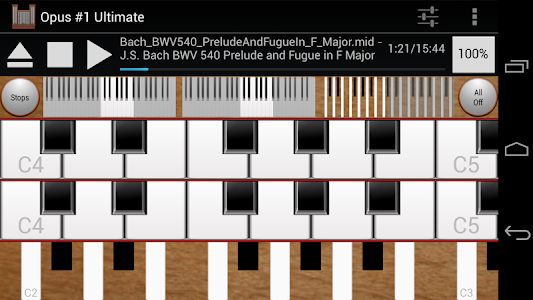 Opus #1 Ultimate-Organ Console v2.5