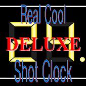 Real Cool Shot Clock Deluxe