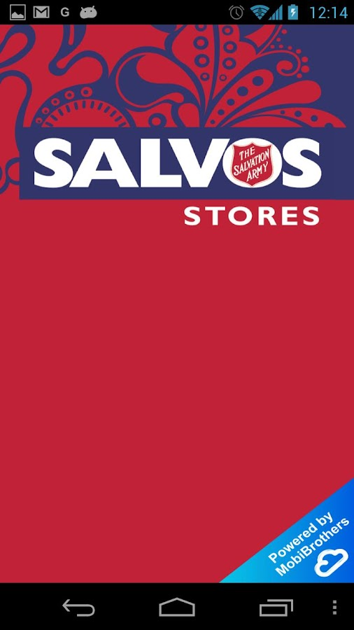 Salvos Stores AUE - screenshot