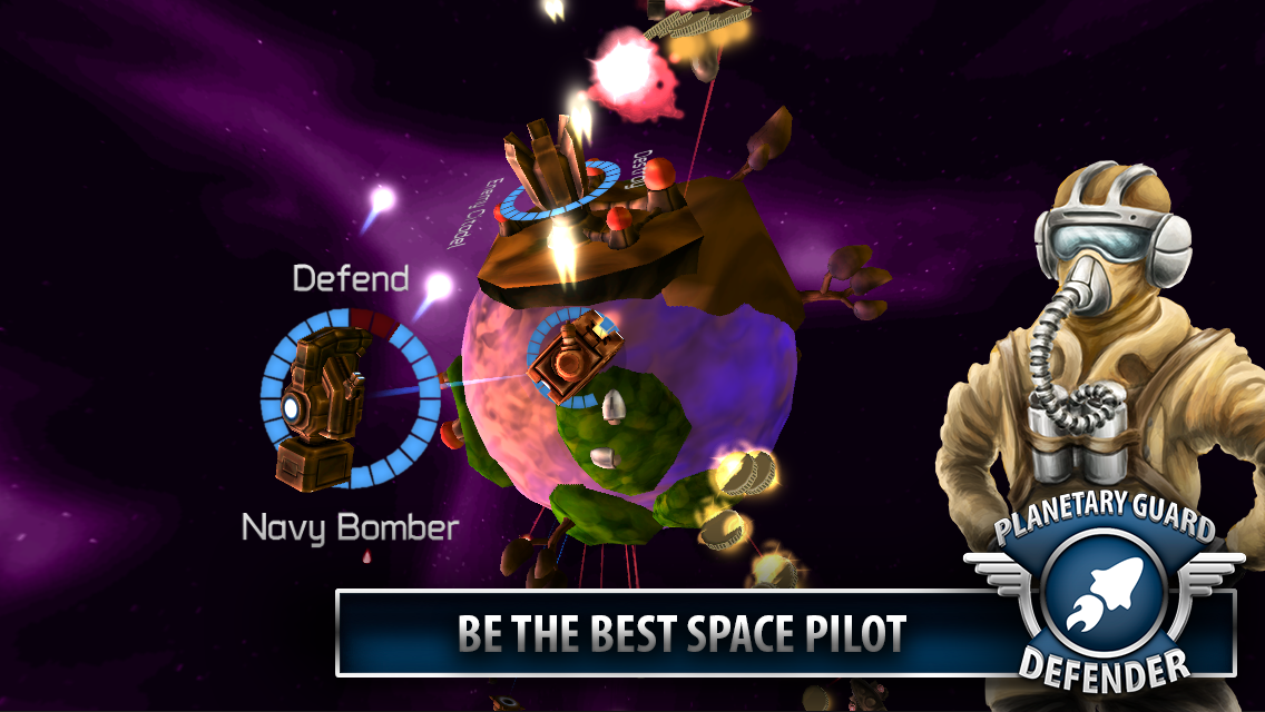 Planetary Guard:Defender - screenshot