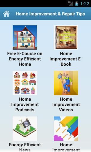 Home Improvement Repair Tips