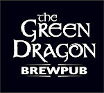 Logo for The Green Dragon Brewpub