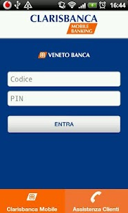 Clarisbanca Mobile Banking - screenshot thumbnail
