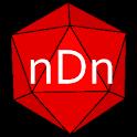 nDn Dice Roller logo