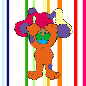 little dog coloring book for Android