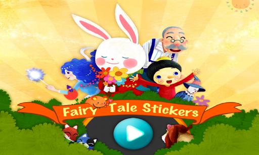FairyTale Sticker Book