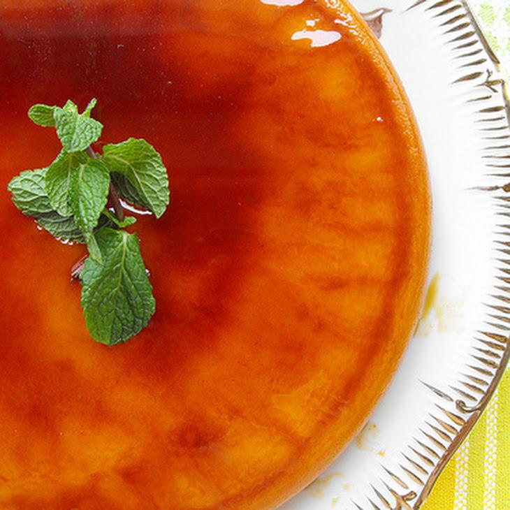Island Cheese Pudding Recipe