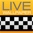 Speed TAXI Live Wallpaper icon