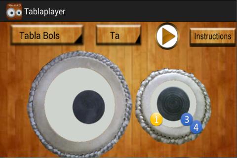 Tabla Player