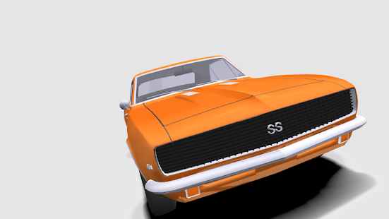 Muscle Car 3D Live Wallpaper
